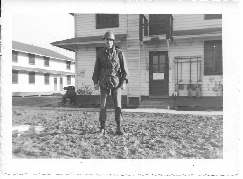 1 MASH Don Feeney Ft Eustis, VA 1952