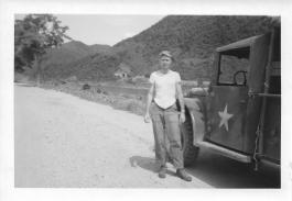 Don Feeney, Yong-dong-po to 46th MASH, Korea, July '53
