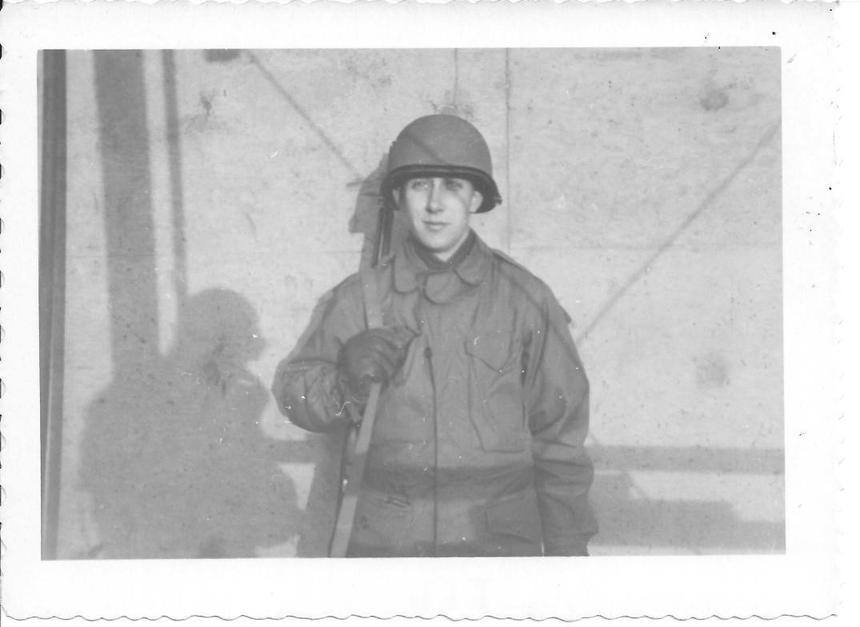 13 MASH Russ Hardy, Ft Eustis, VA 1952