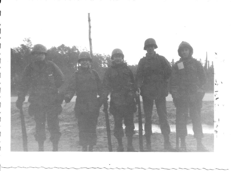 18 MASH Ft Eustis, VA 1952