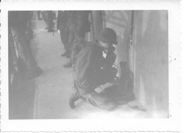 21 MASH Don Feeney, Ft Eustis, VA 1952