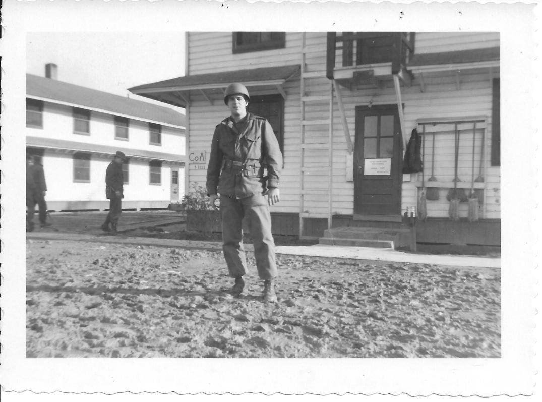 3 MASH Bernie Fischer Ft Eustis, VA 1952
