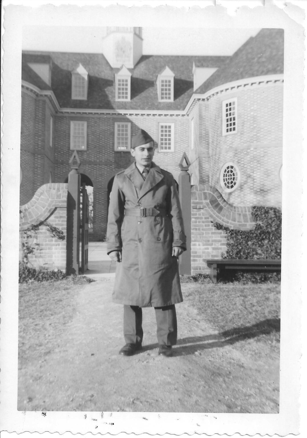 32 MASH Williamsburg, VA 1952