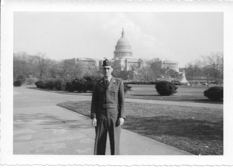 41 MASH Washington DC, early 1953