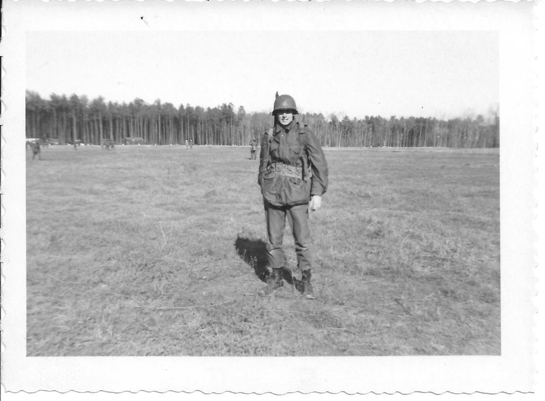 6 MASH Don Feeney Ft Eustis, VA 1952