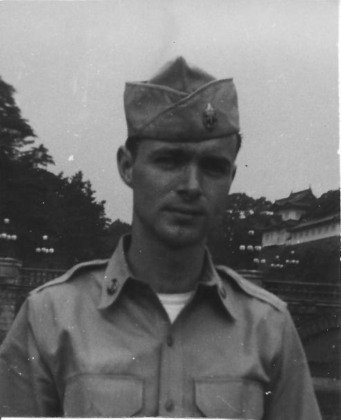 Don Feeney at Imperial Palace, 1953