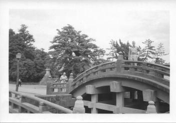 Don Feeney, Kamakura, July, 1953
