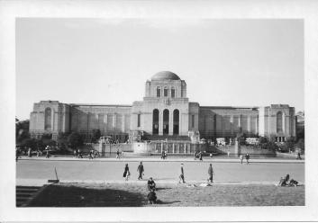 Meiji Museum, Tokyo, Japan, 1953