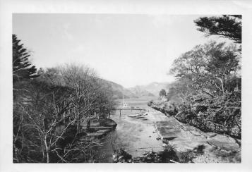 Nikko, Lake Chuzenji, Japan, Fall, 1953